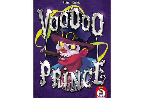 Kartenspiel Voodoo Prince - Foto von Schmidt Spiele