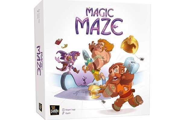 Gesellschaftsspiel Magic Mage - Foto von Sit Down!