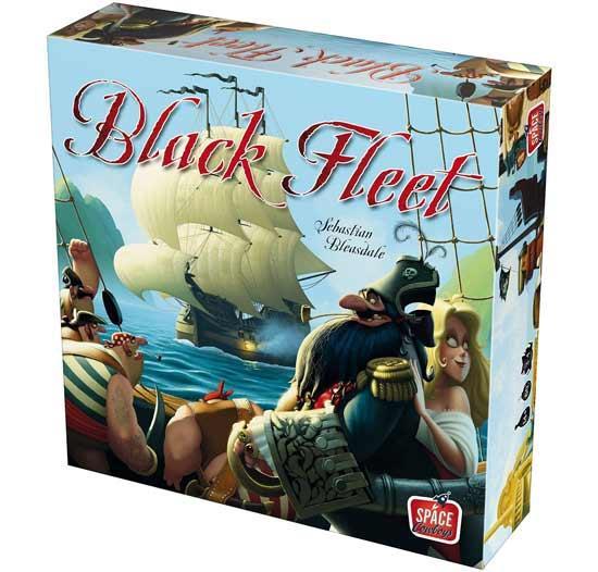 Black Fleet - Schachtelgrafik - Foto von Space Cowboys