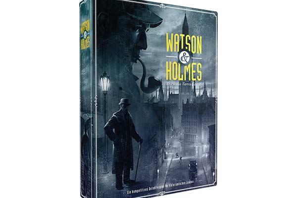 Deduktionsspiel Watson & Holmes - Foto von Space Cowboys