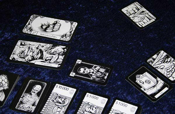 Im Bann der Mumie von Reich der Spiele