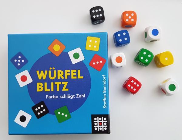 Würfelblitz - Foto von Alex Sch.