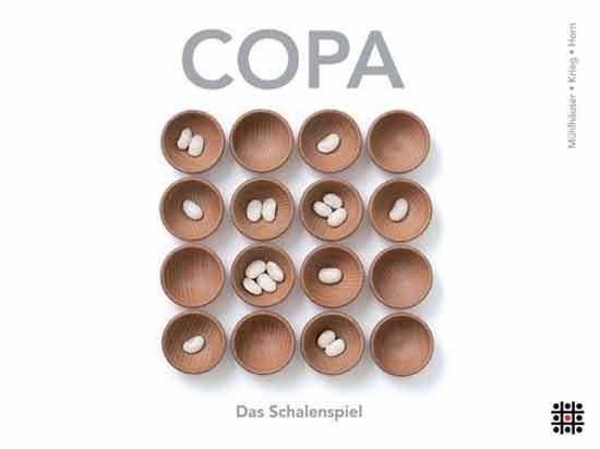 Copa - schönes Holzspiel - Foto von Steffen Spiele