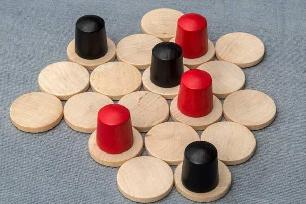 Nonaga - Foto von Steffen-Spiele