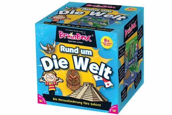 BrainBox - Rund um die Welt - Foto von Carletto