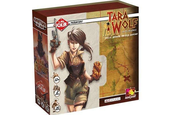 Tara Wolf im Tal der Könige - Foto von Asmodee
