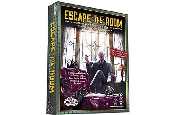 Escape The Room: Das Geheimnis des Refugiums von Dr. Gravely - Foto HCM Kinzel