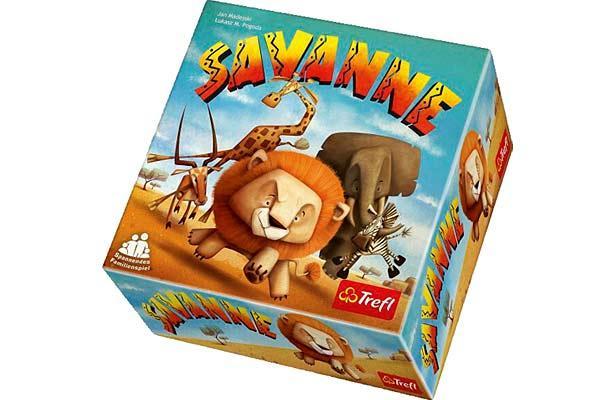 Kinderspiel Savanne - Foto von Trefl