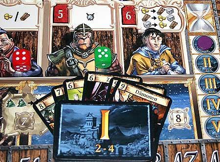 Kingsburg von Reich der Spiele