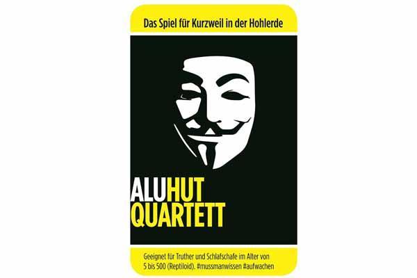 Aluhutquartett - Foto von Punkt Magazin/Upper Eight GmbH