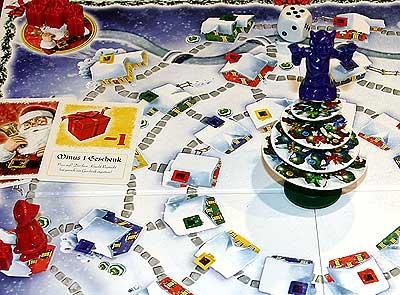 Das traditionelle Weihnachtsspiel von Reich der Spiele