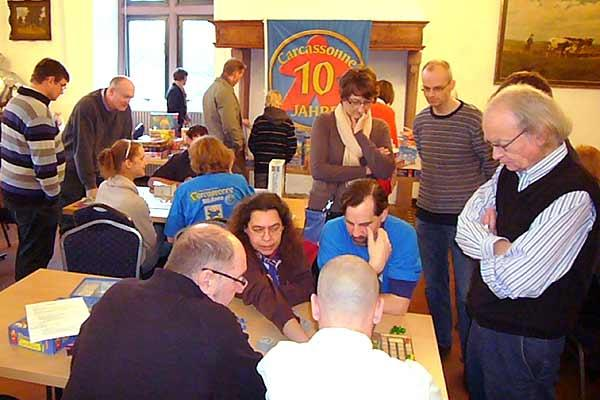 Carcassonne-Treffen 2013 von Axel Bungart
