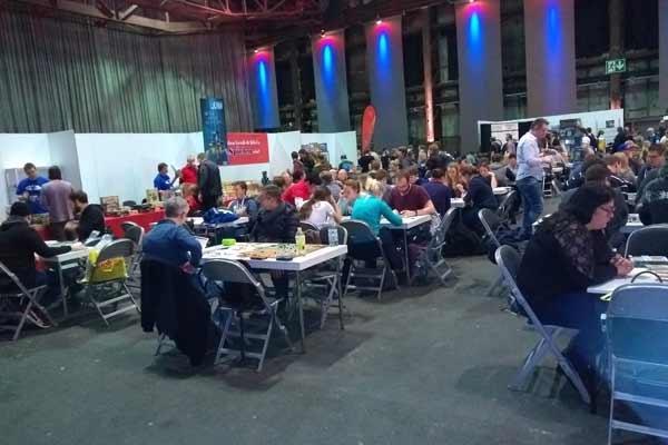 Spiel doch 2018 in Duisburg - Foto von Dirk Janßen