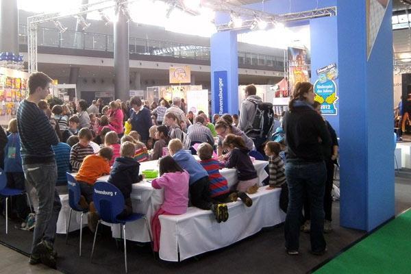Süddeutsche Spielemesse 2012 - Ravensburger von Jürgen Strobel