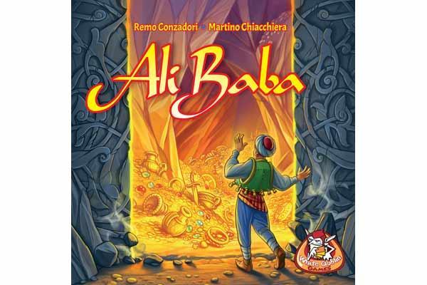 Kinderspiel Ali Baba - Foto von White Goblin Games