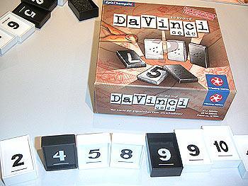 Da Vinci Code von Reich der Spiele
