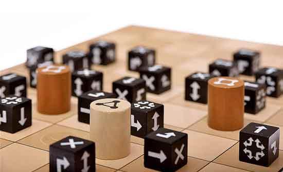 Strategiespiel Barragoon für 2 Spieler - Foto von Wiwa Spiele