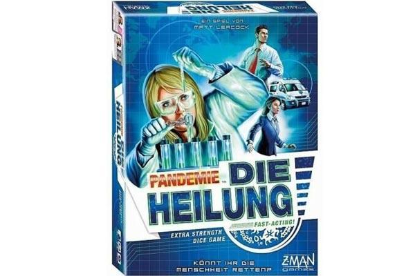 Pandemie: Die Heilung - Foto von Z-Man-Games - Heidelberger - Asmodee