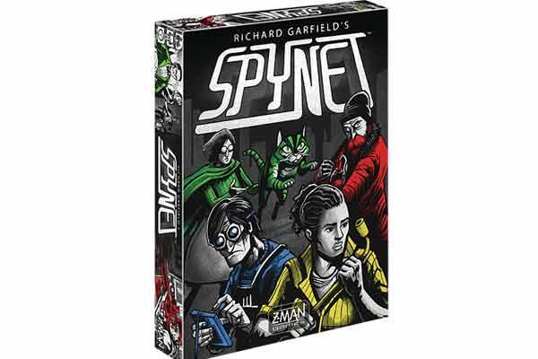 Kartenspiel Spynet - Foto von Z-Man Games