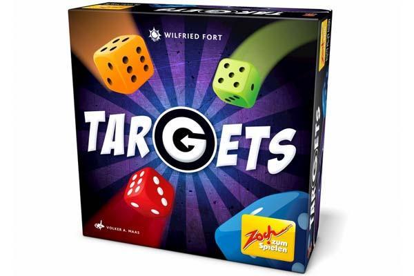 Targets - Foto von Zoch Verlag