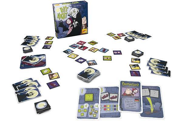 Gesellschaftsspiel Bite Night - Foto von Zoch Verlag