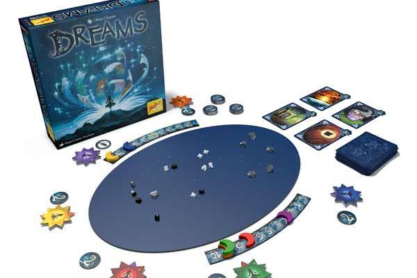 Gesellschaftsspiel Dreams - Foto von Zoch