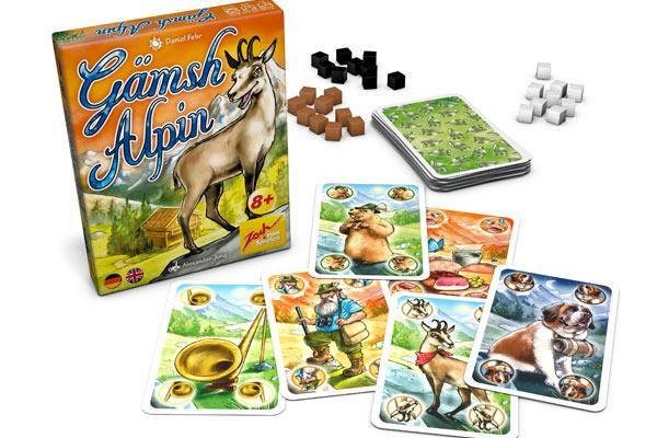 Gämsh Alpin - Foto von Zoch Verlag