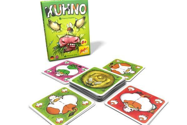Kartenspiel Kuhno - Foto von Zoch Verlag