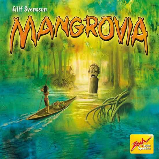 Mangrovia - Brettspiel mit Mehrheiten - Foto von Zoch Verlag