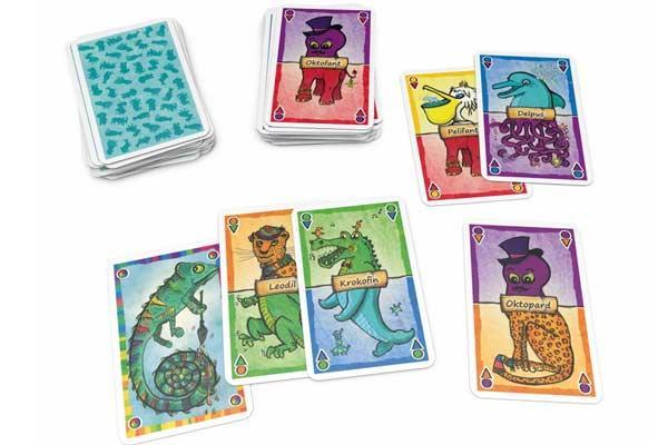 Kartenspiel Misch-Masch - Foto von Zoch Verlag
