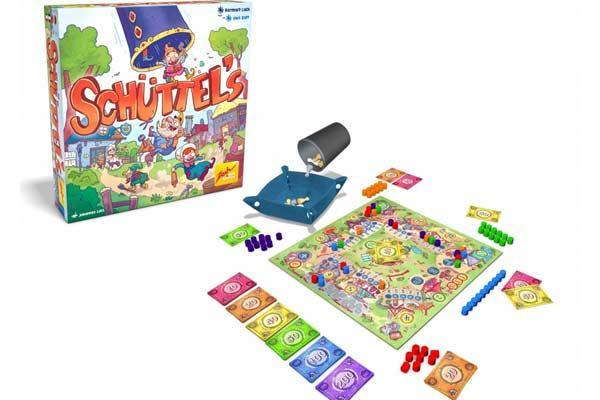 Gesellschaftsspiel Schüttel's - Foto von Zoch Verlag