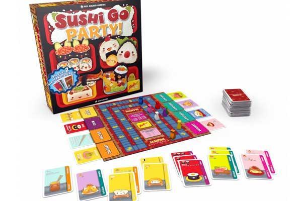 Sushi Go Party - Foto von Zoch Verlag