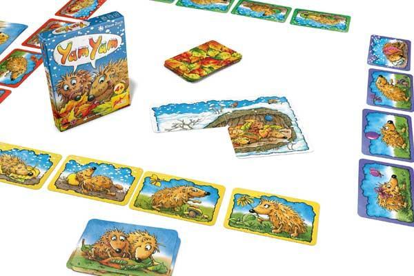 Kinderspiel Yam Yam - Foto von Zoch Verlag