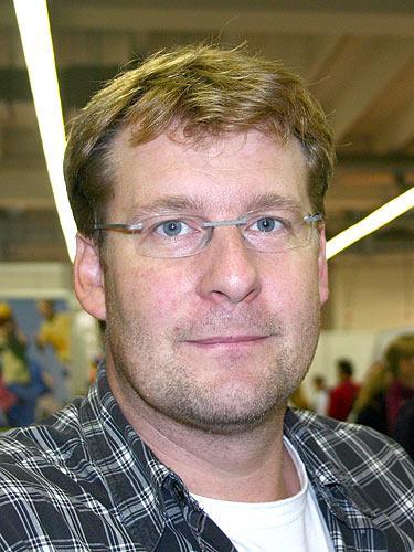 Frank Stark - auf der Spiel in Essen (2004) von Reich der Spüiele