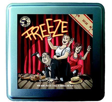 Freeze von Bewitched Spiele