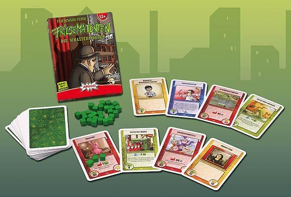 Friesematenten - Set 2 von Amigo Spiele