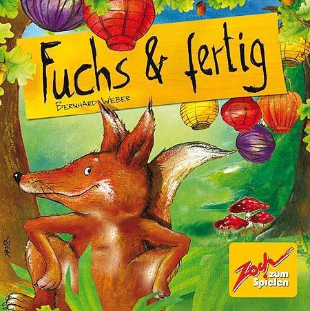Fuchs & fertig von Zoch Verlag