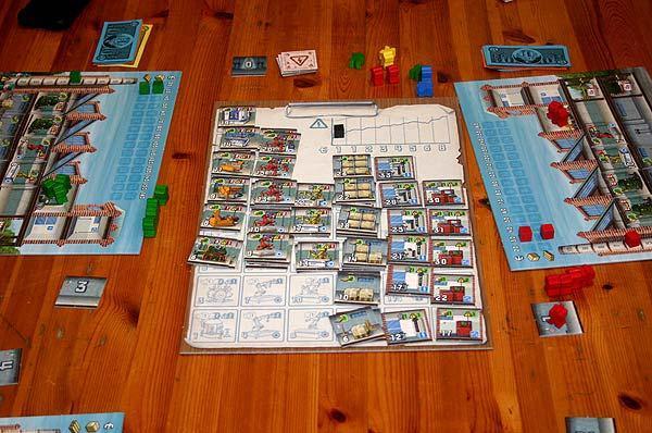 Funkenschlag - Fabrikmanager von Reich der Spiele