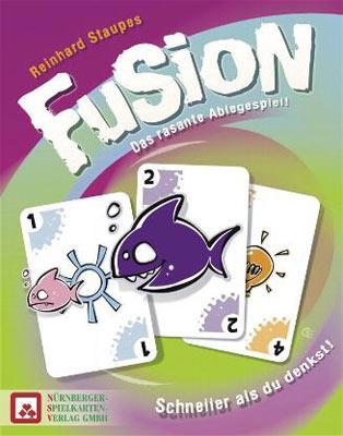 Fusion von Nürnberger Spielkartenverlag/Staupe Spiele