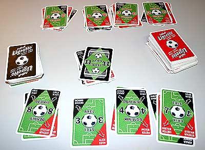 Fußball-Ligretto von Reich der Spiele