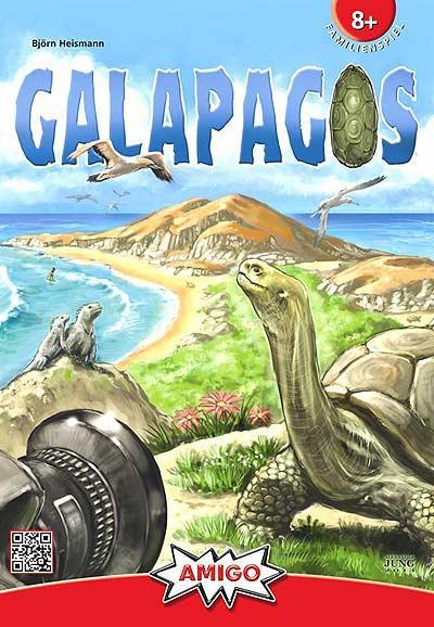 Galapagos von Amigo Spiele