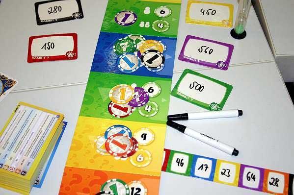 Gambit 7 von Reich der Spiele