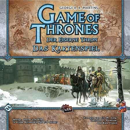 Game Of Thrones - Kartenspiel von Heidelberger Spieleverlag/Fantasy Flight Games
