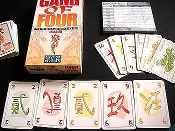 Gang Of Four von Reich der Spiele