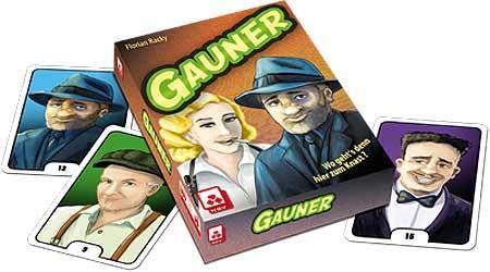Gauner von Nürnberger Spielkartenverlag