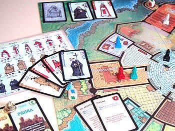 Das Geheimnis der Abtei von Reich der Spiele