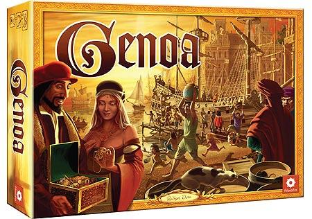 Genoa von Filosofia Editions