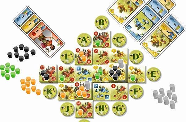 Ginkgopolis von Pearl Games