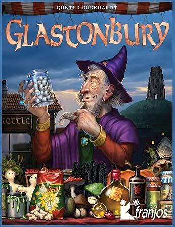 Glastonbury von franjos