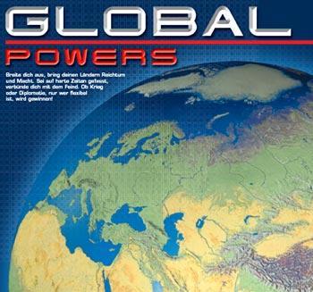 Global Powers von eggertspiele